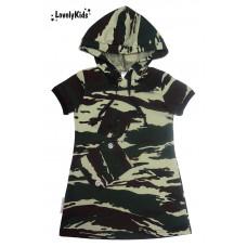 Платье Army LK