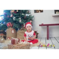 Футболка Помощник Деда Мороза