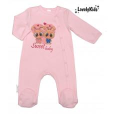 Комбинезон Sweet baby розовый