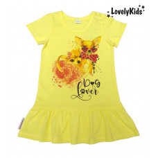 Платье Dog Lover